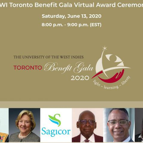 Embedded thumbnail for The UWI Toronto Benefit Gala 2020