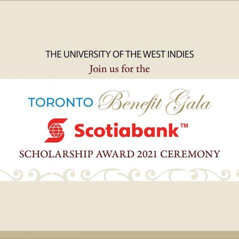 Embedded thumbnail for UWI Toronto Benefit Gala Scotiabank Scholarship Awards Ceremony